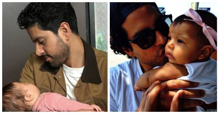 adam rodriguez and wife welcome baby boy