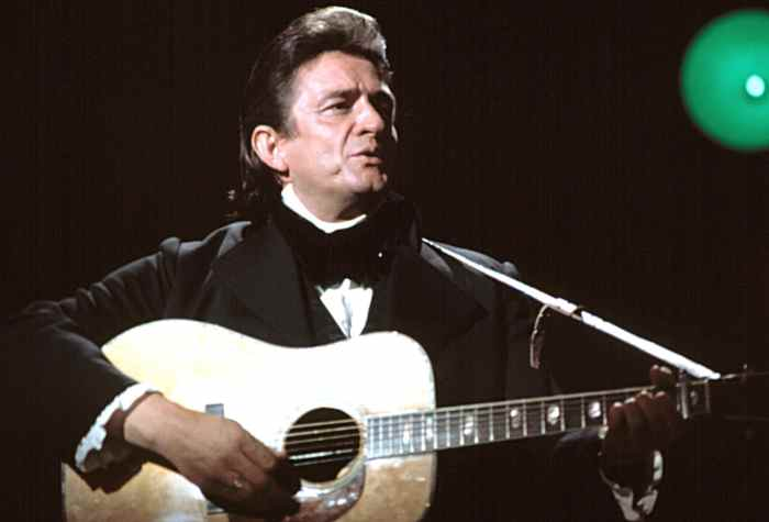 johnny cash guitar