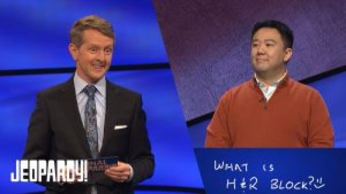 Ken Jennings went from GOAT to interim guest host of Jeopardy!