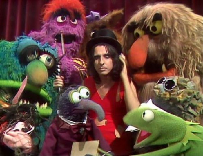 alice cooper the muppet show