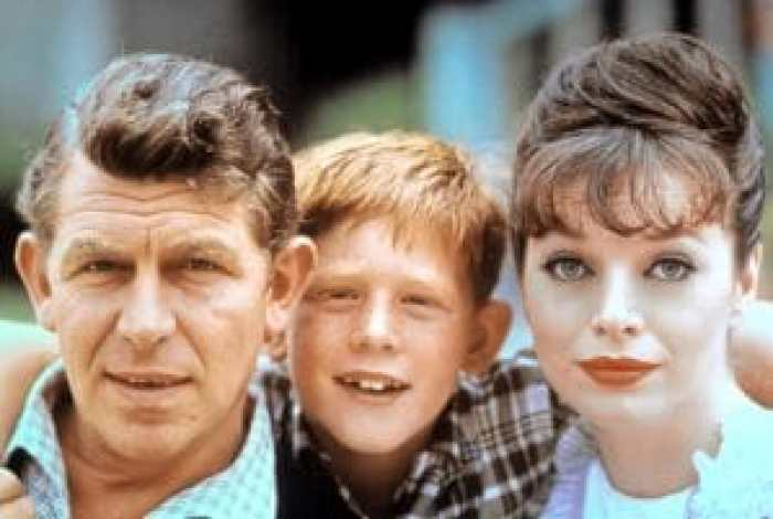 Andy Griffith, Ron Howard, Aneta Corseaut