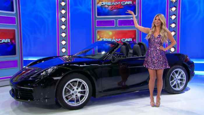 car prize on the price is right