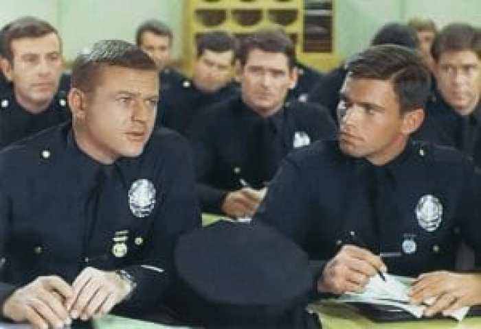 The officers of Adam-12 faced some confusion with Barry Williams' character