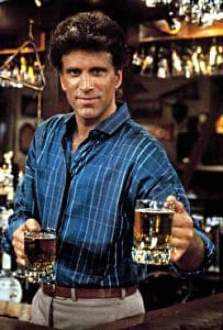 CHEERS, Ted Danson, 1982-1993