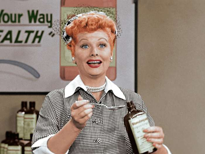 I LOVE LUCY: A COLORIZED CELEBRATION, Lucille Ball, (episode 'Lucy Does a TV Commercial', Season 1, aired May 5, 1952), 2019