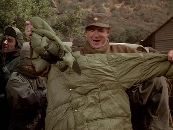 'M*A*S*H' cold weather episode