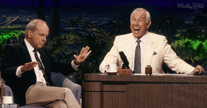 WATCH: Tim Conway Attempts To Speak Spanish, Leaves Johnny Carson In Tears