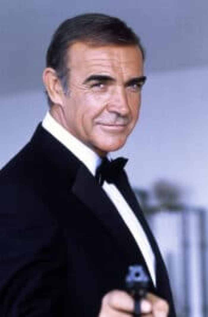 NEVER SAY NEVER AGAIN, Sean Connery, 1983. (c) Warner Brothers/ Courtesy: Everett Collection