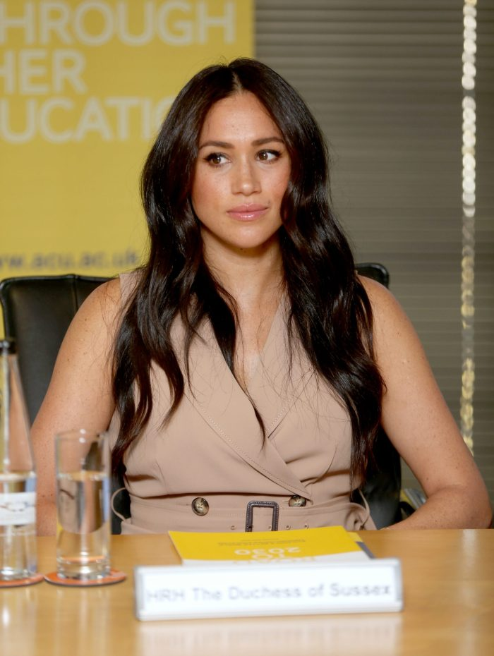 Meghan Markle Mocked By Royal Fans After Awkward Statement