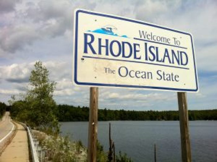 Rhode Island's official title references plantations