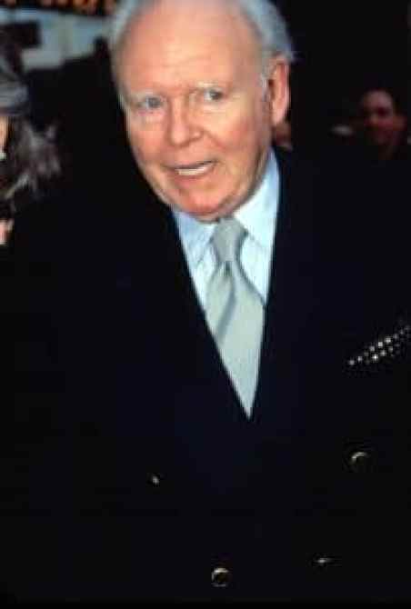 CARROLL O'CONNOR at the RETURN TO ME premiere