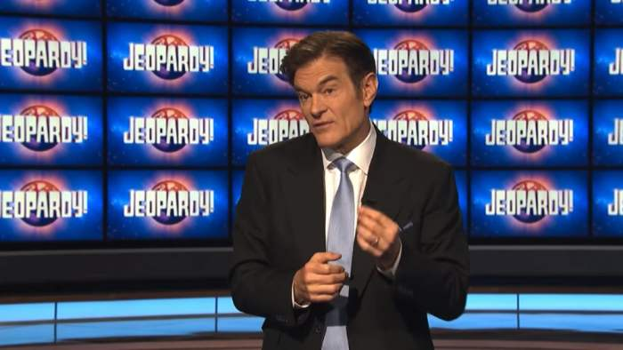dr. oz guest host jeopardy