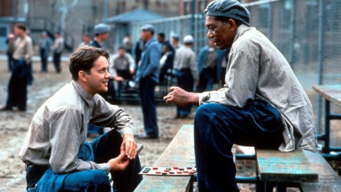 andy and red the shawshank redemption