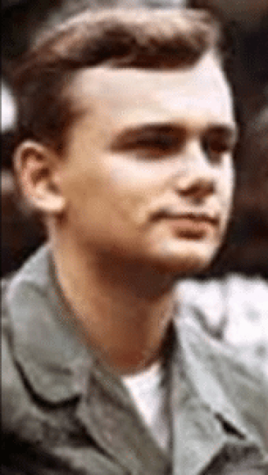 Pat Sajak joined the U.S. Army