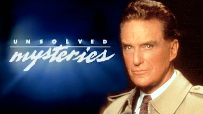 unsolved mysteries getting a reboot