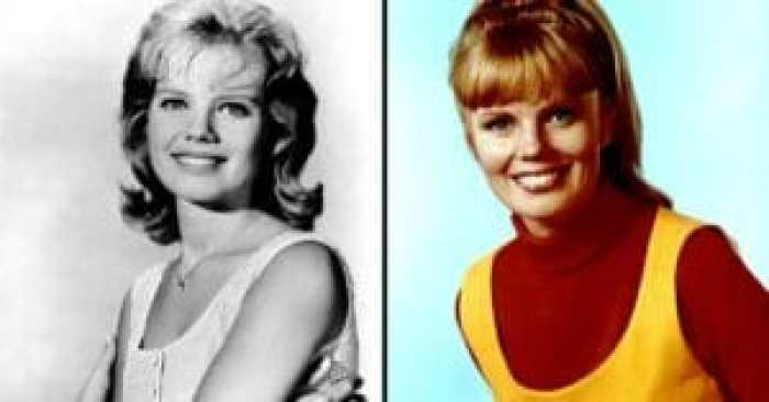 Marta Kristen then and later