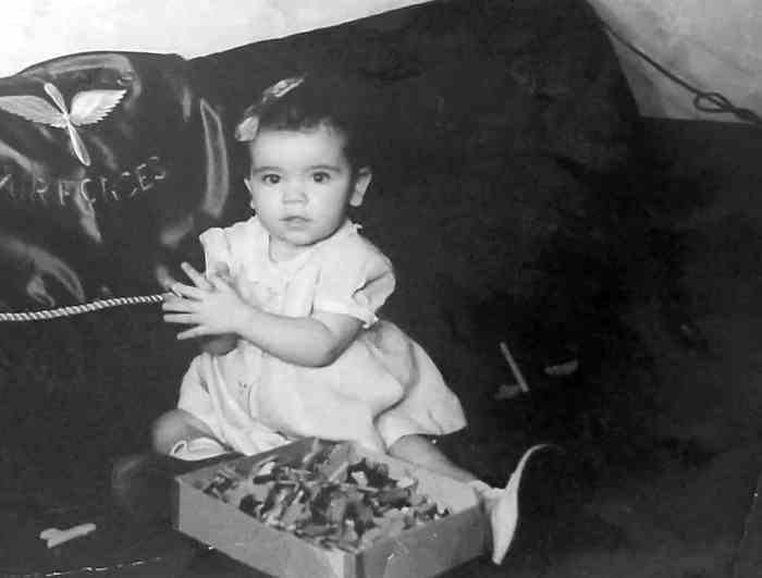 annette-funicello-as-an-infant