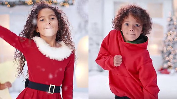 mariah carey's twins appear in new music video