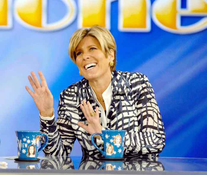 THE VIEW, Suze Orman