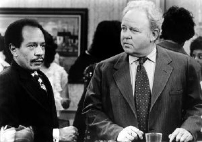 Sherman Hemsley first introduced viewers to George Jefferson via All in the Family