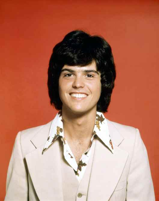 DONNY AND MARIE, Donny Osmond, 1976-79