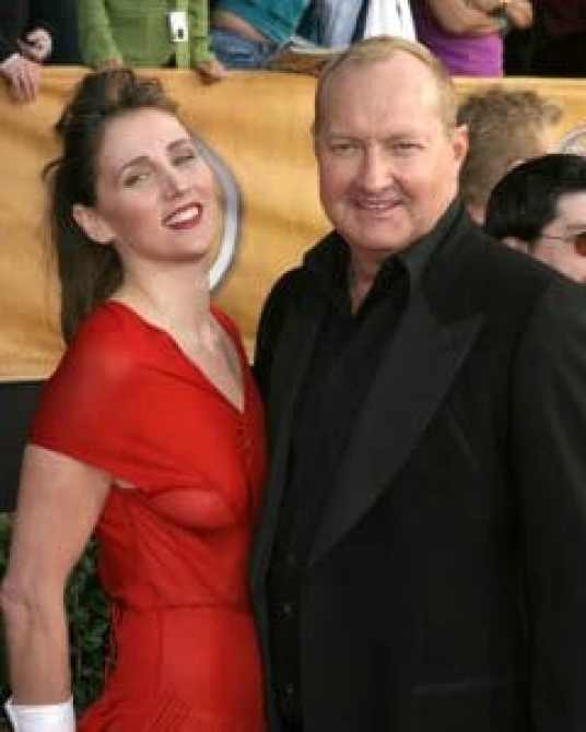 Randy and wife Evi