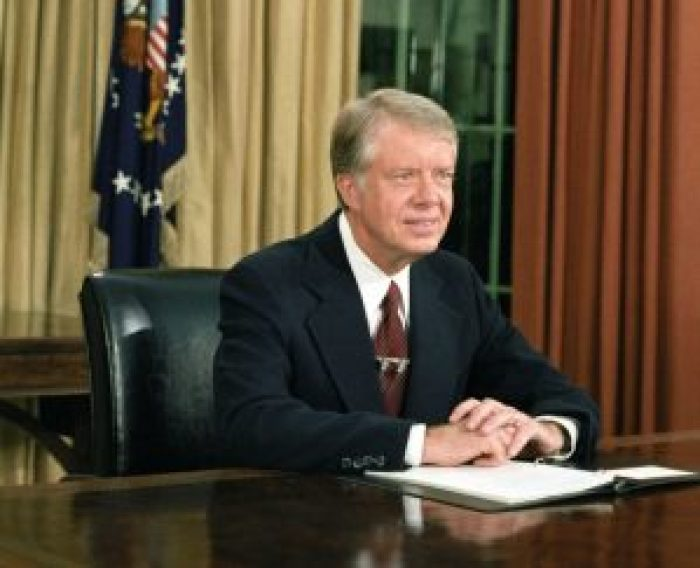 Jimmy Carter celebrates his 97th birthday and breaking his own record as oldest living former U.S. president