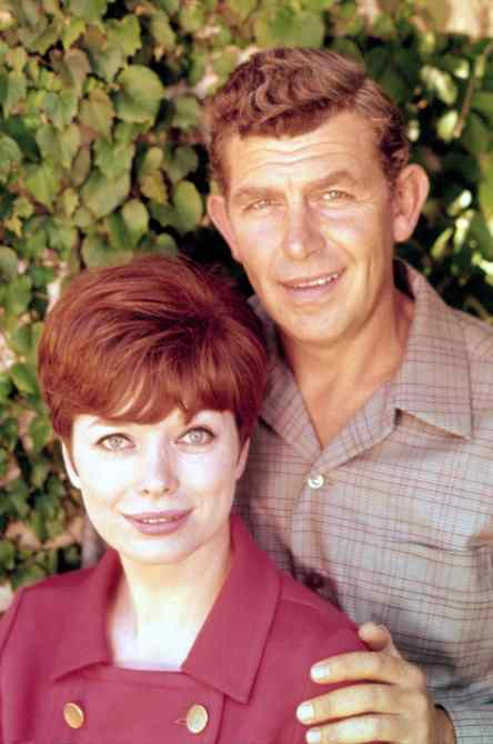 ANDY GRIFFITH SHOW, Andy Griffith, Aneta Corsaut, 1963-1968