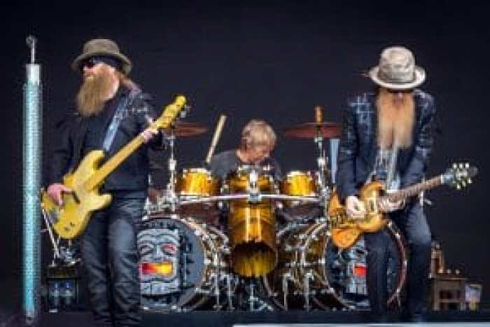 Hill was unable to join the rest of ZZ Top for recent performances due to hip pain