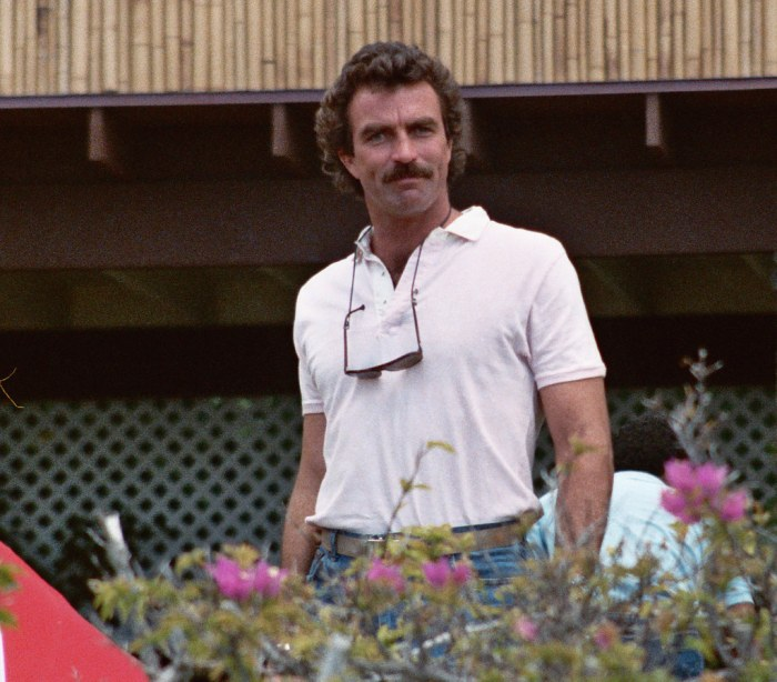younger tom selleck