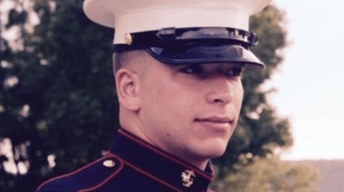 Mom Fighting To Bring Home Marine Veteran Son In Coma Following Tragic Accident