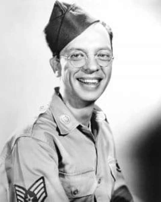 WAKE ME WHEN IT'S OVER, Don Knotts,