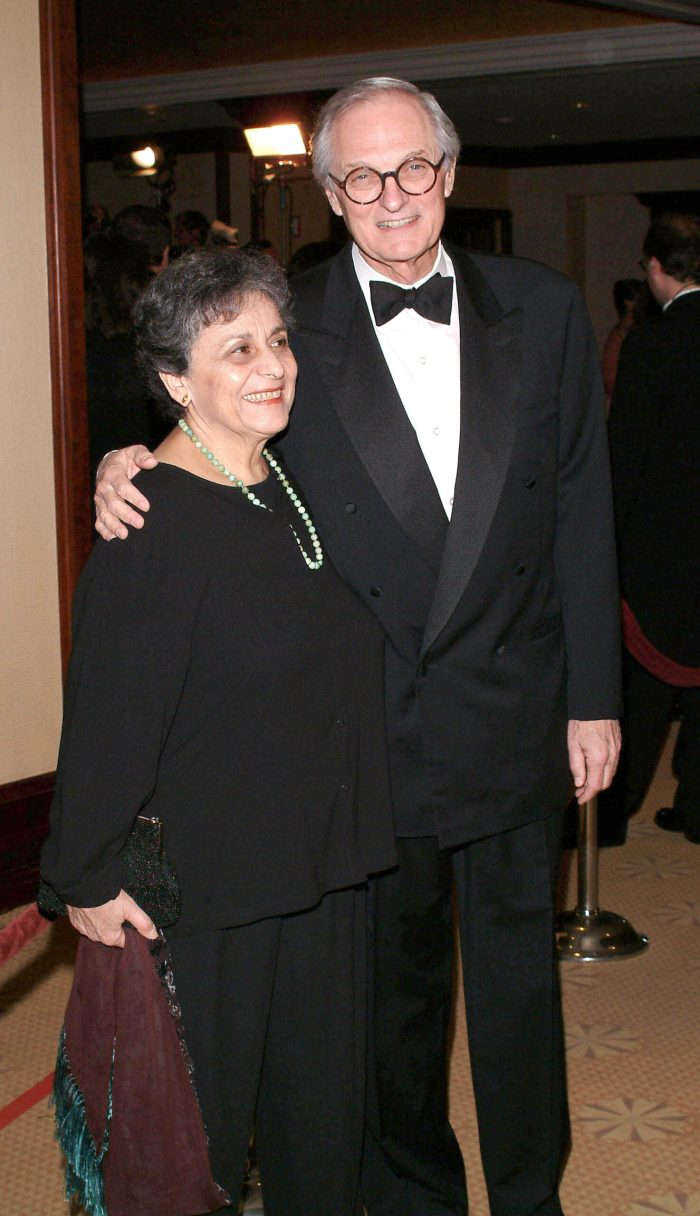 alan alda wife