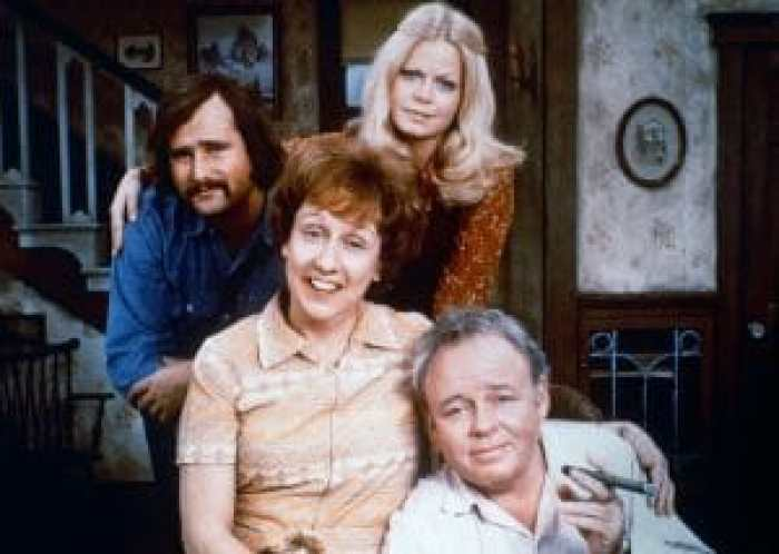 Rob Reiner and Carroll O'Connor's characters often clashed because Archie Bunker had a tendancy towards brash statements