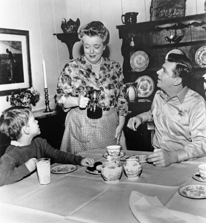 the andy griffith show black and white