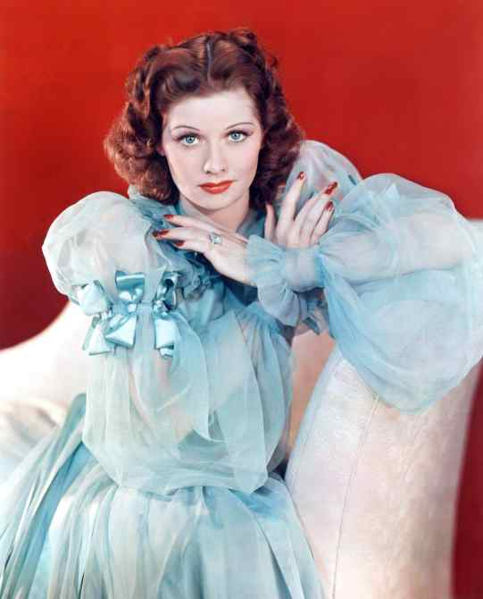 Lucille Ball, ca. late 1930s-early 1940s
