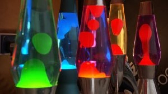 Every time we look at a lava lamp, we're witnessing some fascinating scientific concepts in action