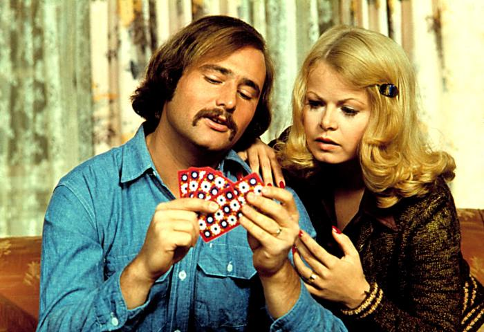 ALL IN THE FAMILY, 1971-83, Rob Reiner, Sally Struthers