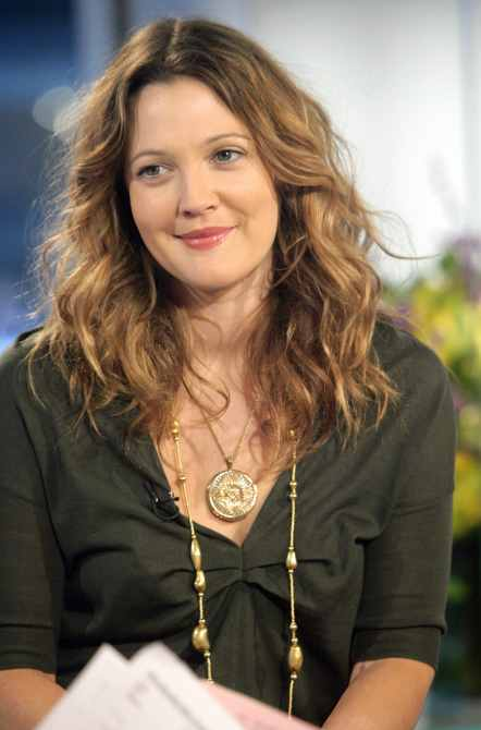 THE TODAY SHOW, Drew Barrymore,