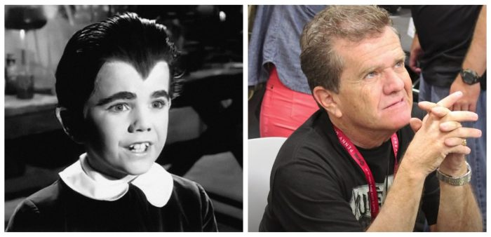 the munsters then and now