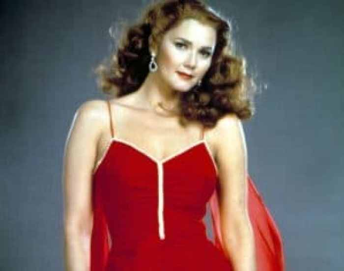 Carter took the title role in Rita Hayworth: The Love Goddess