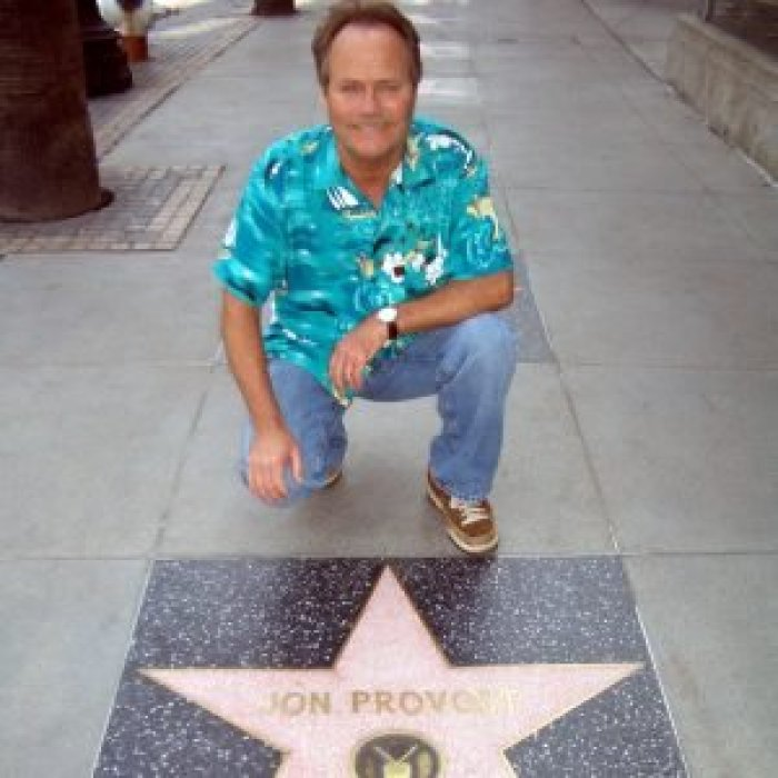 Jon Provost got an early start with Hollywood and made waves soon after