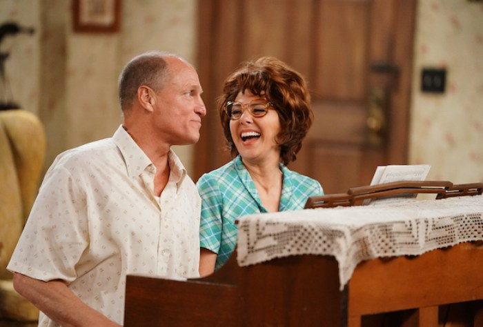 ABC's 'All In The Family' Cast Returns For Holiday Encore With Justina Machado, Kevin Bacon, Jesse Eisenberg
