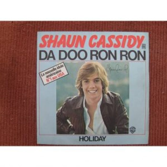 Eventually, Cassidy moved on to other things, but he was always famous as a teen idol