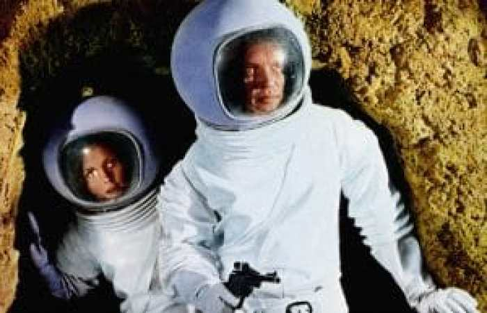 The film asserted that by 2021 humanity would have mining colonies on the moon