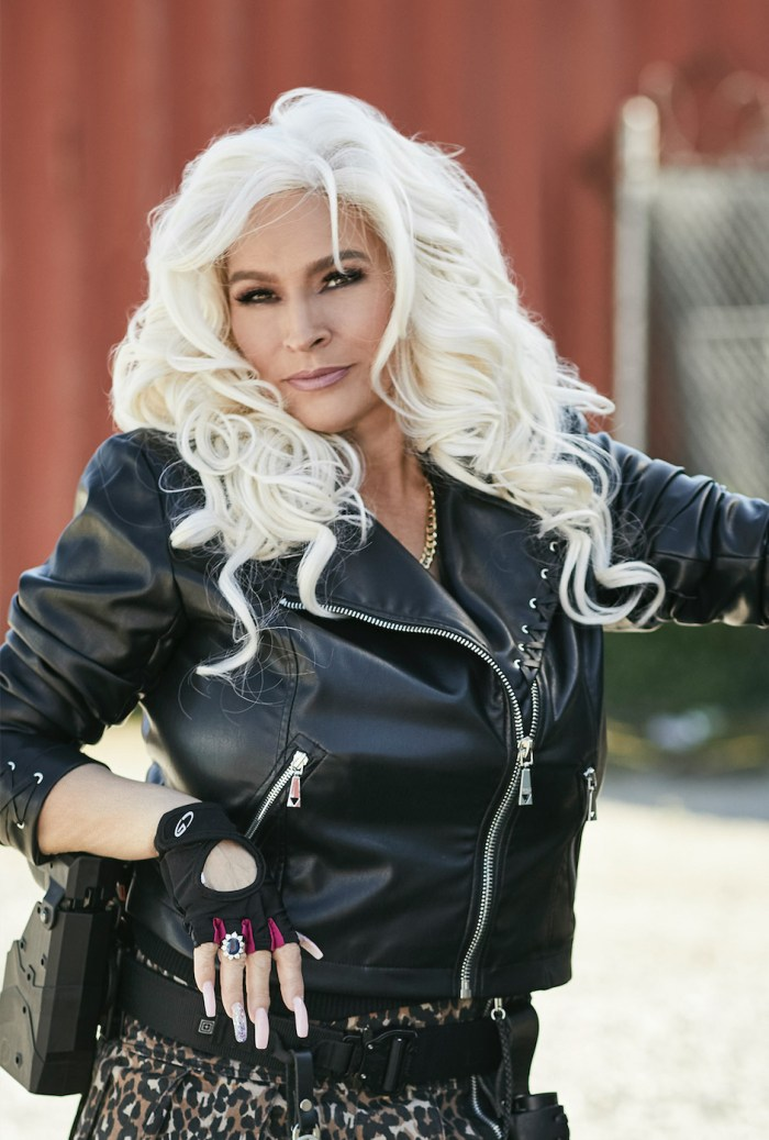 Beth Chapman for Dog's Most Wanted