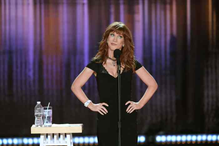 KATHY GRIFFIN: SEAMAN FIRST CLASS, Kathy Griffin, Smear