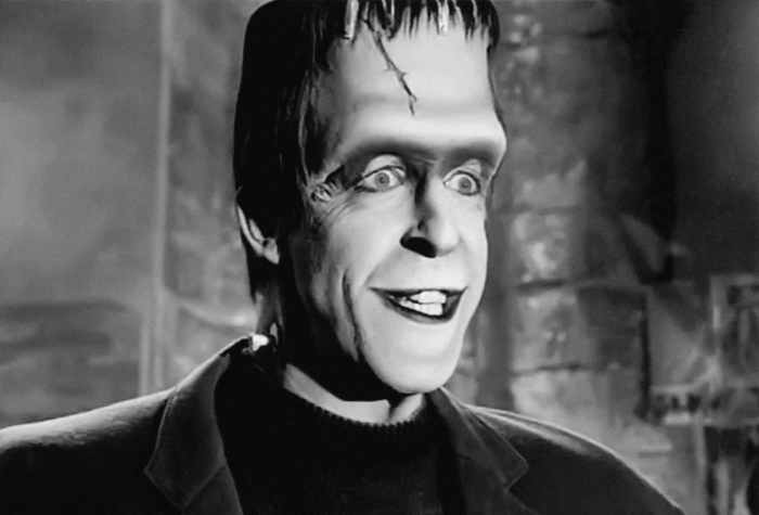 THE MUNSTERS, (from left): Fred Gwynne, (Season 1), 1964-66