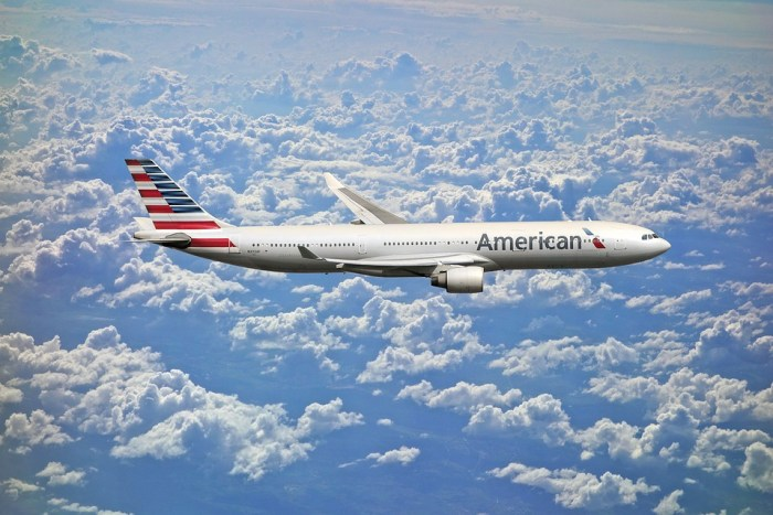 Fight Breaks Out On American Airlines Flight Over Face Covering Policy