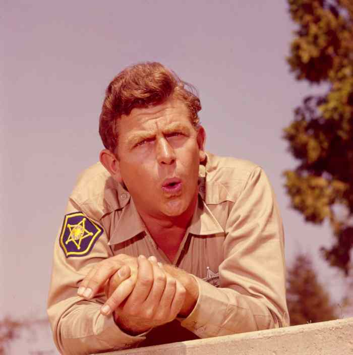 THE ANDY GRIFFITH SHOW, Andy Griffith